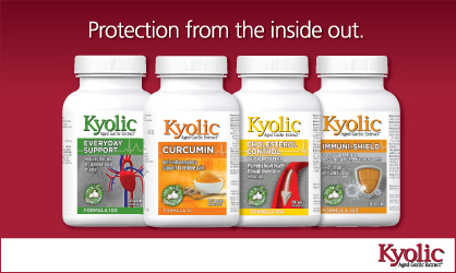 Kyolic - Purity Life Health Products