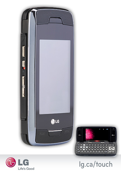LG Voyager Mobile Phone - Style and Technology